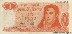 1 Peso ARGENTINE  1970 P.287 TTB