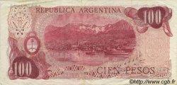 100 Pesos ARGENTINE  1971 P.291 TTB+