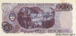 10 Pesos ARGENTINE  1976 P.300 SUP+