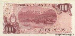 100 Pesos ARGENTINE  1976 P.302b SPL