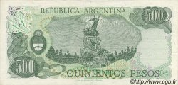 500 Pesos ARGENTINE  1977 P.303c SUP