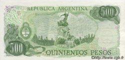 500 Pesos ARGENTINE  1977 P.303c NEUF