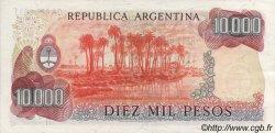 10000 Pesos ARGENTINE  1976 P.306a SUP