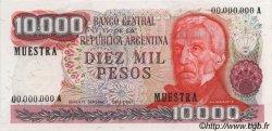 10000 Pesos ARGENTINE  1976 P.306as SPL