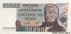 50000 Pesos ARGENTINE  1979 P.307 SUP à SPL
