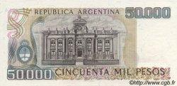 50000 Pesos ARGENTINE  1979 P.307 NEUF