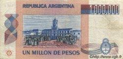 1000000 Pesos ARGENTINE  1981 P.310 TTB