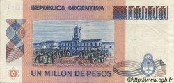 1000000 Pesos ARGENTINE  1981 P.310 SUP+