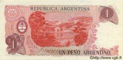1 Peso Argentino ARGENTINE  1983 P.311a SUP