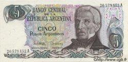 5 Pesos Argentinos ARGENTINE  1983 P.312a pr.NEUF