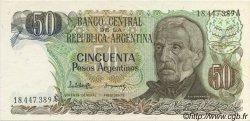 50 Pesos Argentinos ARGENTINE  1983 P.314a NEUF
