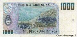 1000 Pesos Argentinos ARGENTINE  1983 P.317b SUP