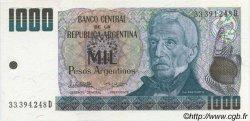 1000 Pesos Argentinos ARGENTINE  1983 P.317b NEUF