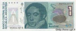 1 Austral ARGENTINE  1985 P.323a NEUF