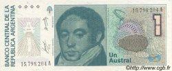 1 Austral ARGENTINE  1985 P.323a SUP