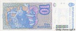 10 Australes ARGENTINE  1985 P.325b NEUF
