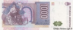 1000 Australes ARGENTINE  1988 P.329c pr.NEUF