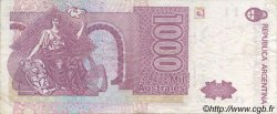 1000 Australes ARGENTINE  1988 P.329d pr.NEUF