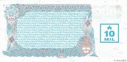 10000 Australes ARGENTINE  1989 P.331 SPL