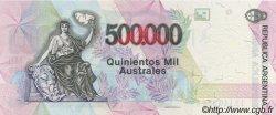 500000 Australes ARGENTINE  1991 P.338 NEUF