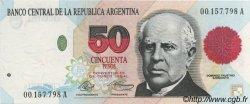 50 Pesos ARGENTINE  1992 P.344a NEUF