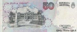 50 Pesos ARGENTINE  1992 P.344b SUP