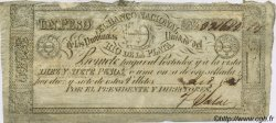 1 Peso ARGENTINE  1838 PS.0368c TTB