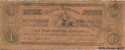 1 Peso ARGENTINE  1841 PS.0377a