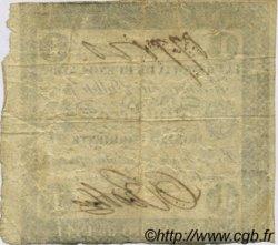 1 Peso ARGENTINE  1854 PS.0403 TTB