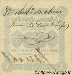 1 Peso ARGENTINE  1867 PS.0471 SUP