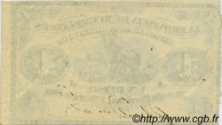 1 Peso ARGENTINE  1869 PS.0481a SUP
