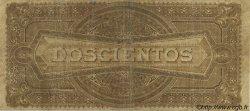 200 Pesos ARGENTINE  1869 PS.0496 pr.TB