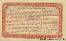 20 Centavos ARGENTINE  1891 PS.0613 pr.NEUF