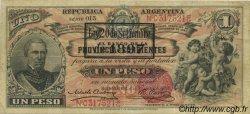 1 Peso ARGENTINE  1897 PS.1091c TTB+