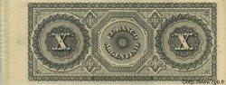 10 Pesos ARGENTINE  1873 PS.1527s SPL
