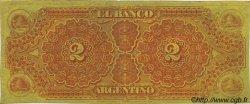 2 Pesos Fuertes ARGENTINE  1867 PS.1532 TTB+