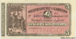 5 Pesos Bolivianos ARGENTINE  1867 PS.1776r NEUF