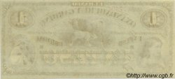 1 Peso Boliviana ARGENTINE  1869 PS.1782r NEUF