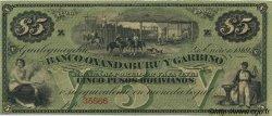 5 Pesos Bolivianos ARGENTINE  1869 PS.1783r NEUF