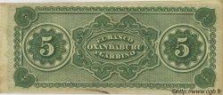 5 Pesos Fuertes ARGENTINE  1869 PS.1803 SPL