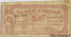 1 Real Boliviano ARGENTINE  1868 PS.1812a pr.TB