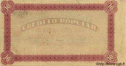 10 Pesos ARGENTINE  1906 PS.1945 SUP
