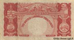 1 Dollar CARAÏBES  1950 P.01 TTB à SUP