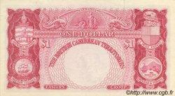 1 Dollar CARAÏBES  1964 P.07c pr.SPL