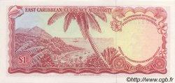 1 Dollar CARAÏBES  1965 P.13a NEUF