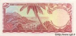 1 Dollar CARAÏBES  1965 P.13f NEUF