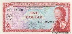 1 Dollar CARAÏBES  1965 P.13m NEUF