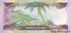 20 Dollars CARAÏBES  1985 P.24a2 NEUF