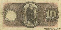 10 Pesos CHILI  1920 P.062 TTB