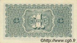 1 Peso - 1/10 Condor CHILI  1943 P.090c NEUF